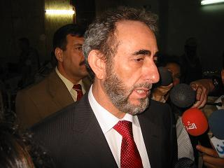 Minister of Defense Dulaimi