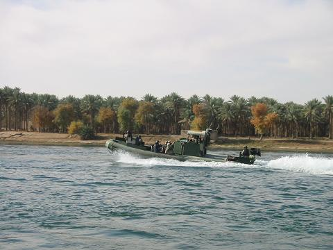 Euphrates Riverine Environment