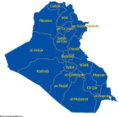 Provinces of Iraq