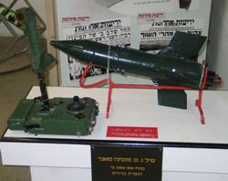 AT-3 Sagger Anti-Tank Missile